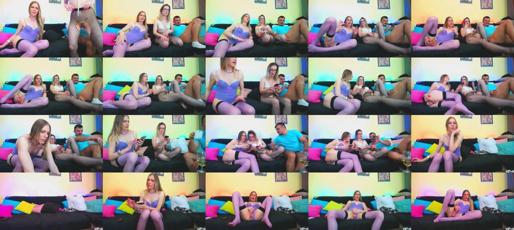Sexy_Vania ts 10-06-2021 Chaturbate